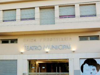 El Teatro Municipal Unión Ferroviaria vuelve a abrir sus puertas