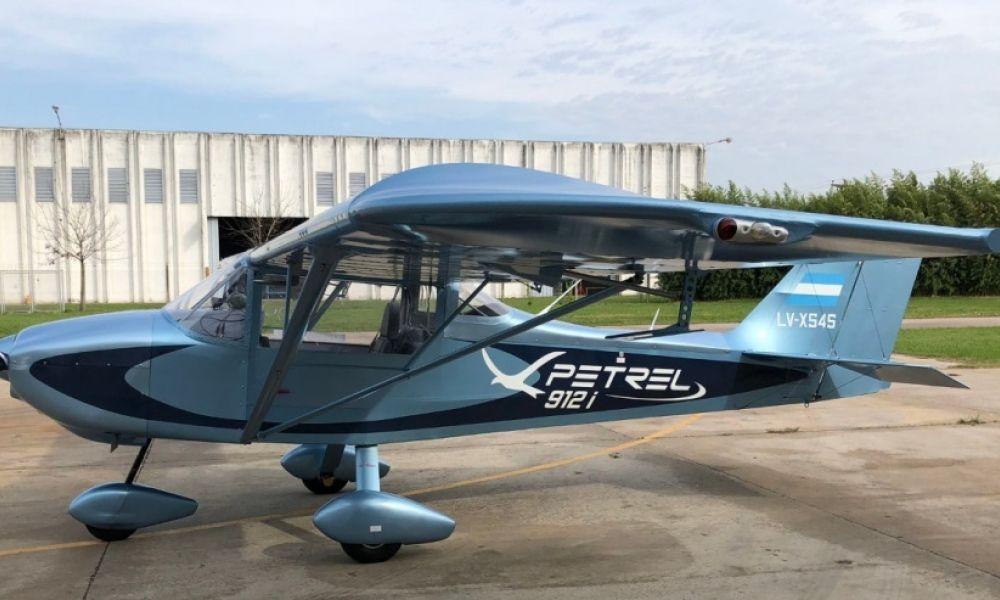 Petrel 912