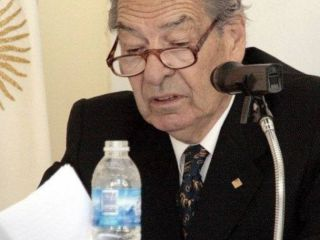 Falleció el Dr. Carlos Mosca